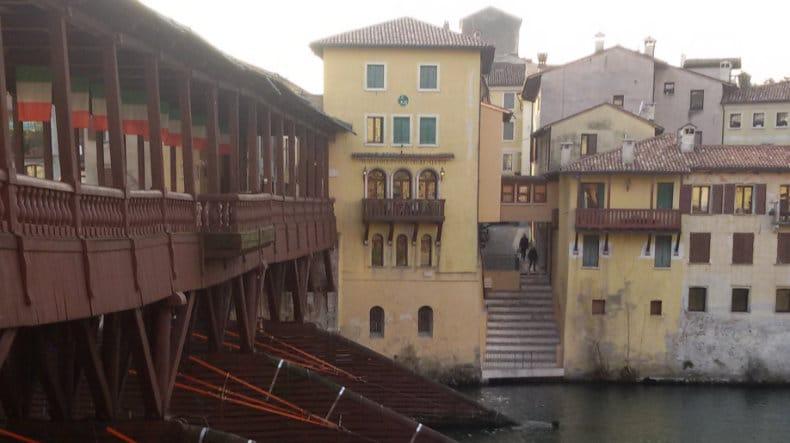 Ponte degli alpini Bassano