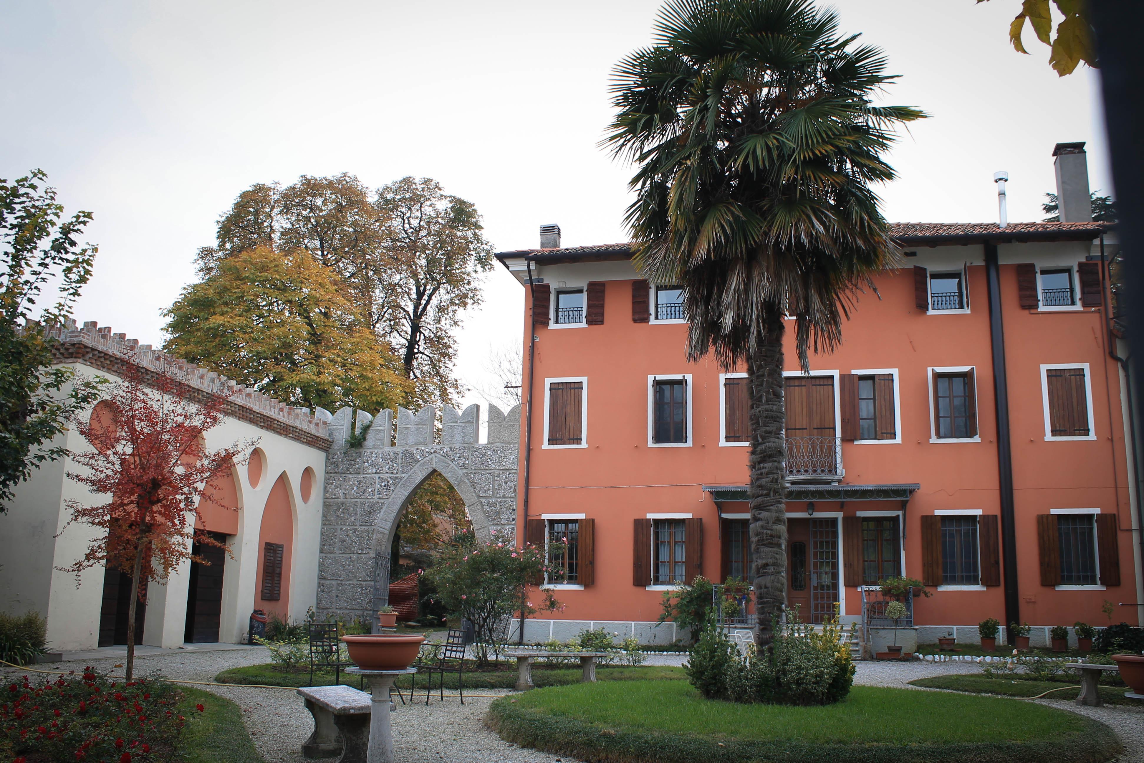 Veneto TourGuide_Villa Bornancini a Cinto Caomaggiore