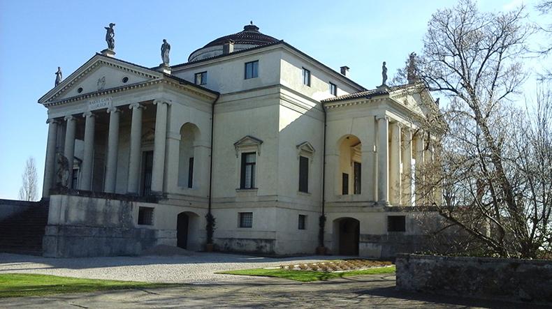 Visite guidate villa La Rotonda