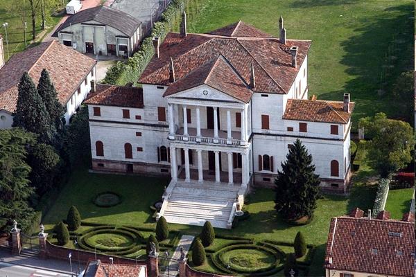 vENETO TOURGUIDE_Villa Cornano Gable a Piombino Dese