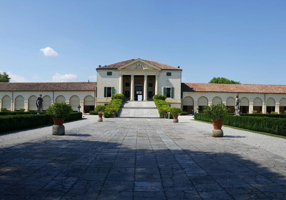 villa EMO Fanzolo di Vedelago