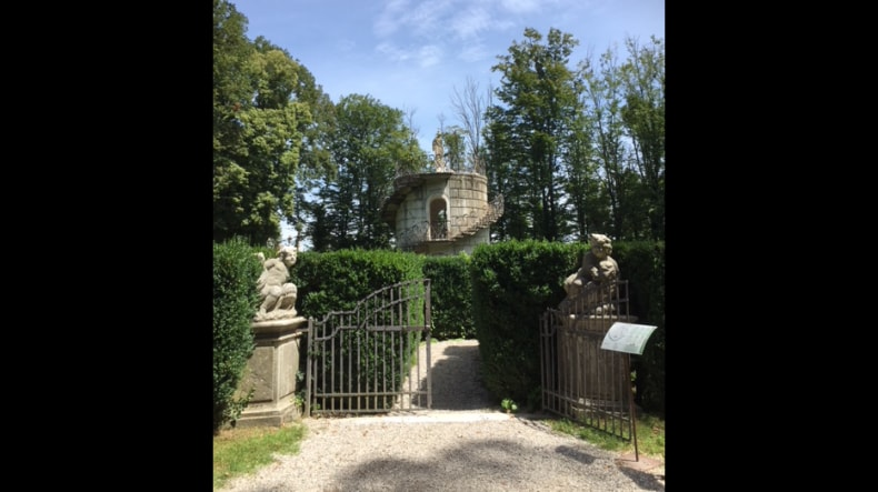 Visite villa Pisani