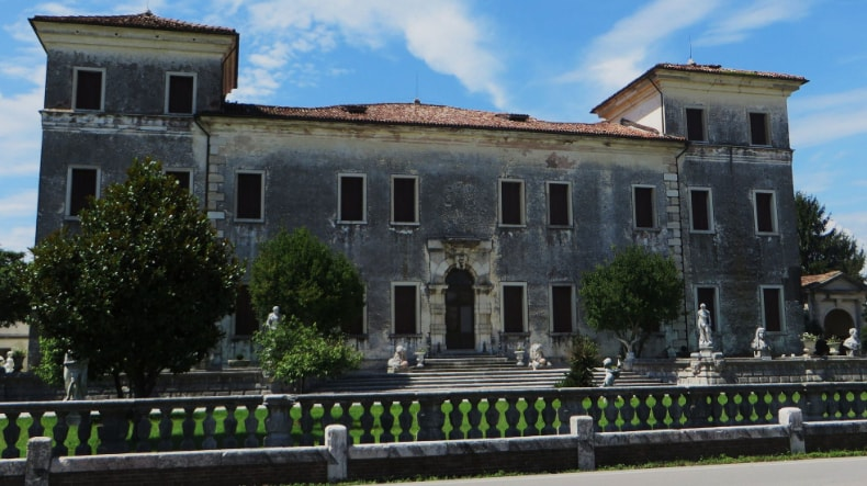 Visite guidate Villa Widman Foscari Rezzonico